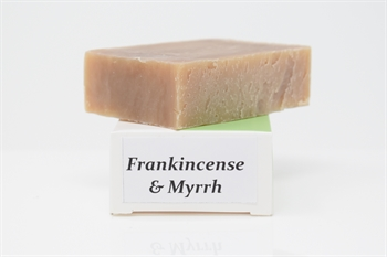 Picture of Frankincense & Myrrh Soap