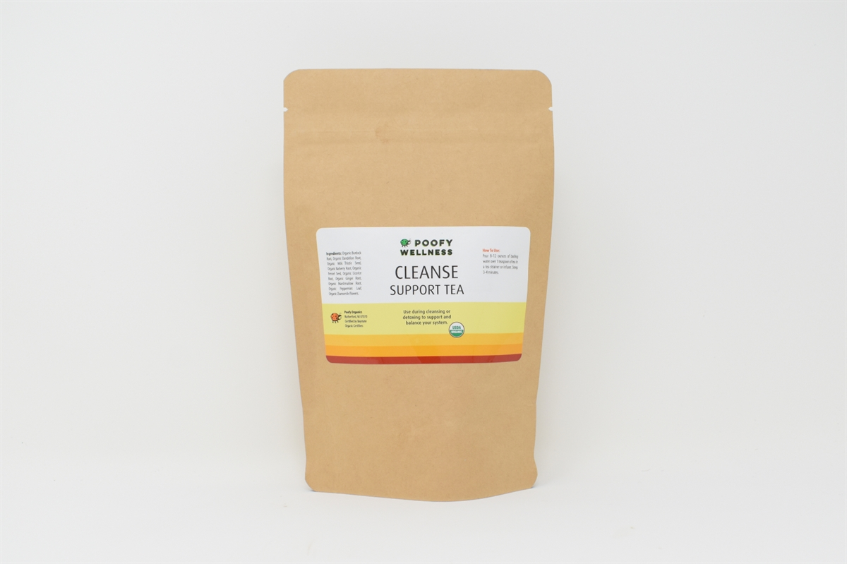 Picture of Cleanse Support Tea Organic